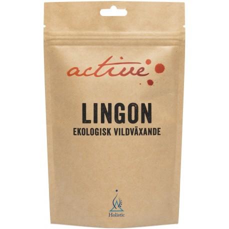 Holistic Lingonpulver Borówka brusznica ręcznie zbierane liofilizowane dzikie ekologiczne borówki Vaccinium vitis-idaea