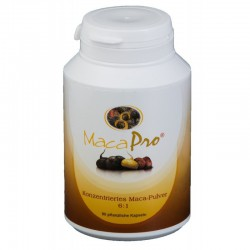 MacaPro® Powder 6:1 Maca - 90 kaps, EKO