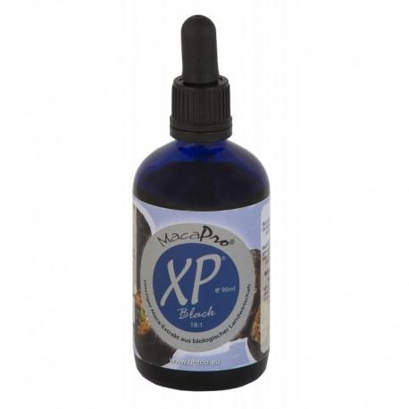MacaPro® XP® Black - płynny wyciąg z macy czarnej 18:1 - 90 ml EKO