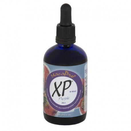 MacaPro® XP® Purple - płynny wyciąg z macy fioletowej ( czerwona ) 20:1 90ml EKO