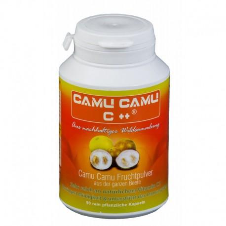 Camu Camu C++ x 90 kaps. (500mg / kaps)