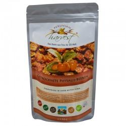 PERUVIAN harvest® Suszone jagody Miechunki Peruwiańskiej - 150g EKO