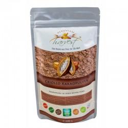 PERUVIAN harvest® Kakao w proszku Criollo - 200g, EKO