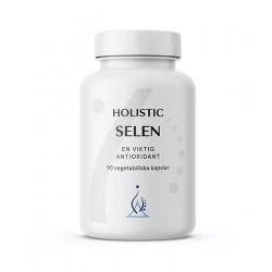 Holistic Selen organiczne związki selenu L-selenometionina przeciwutleniacz