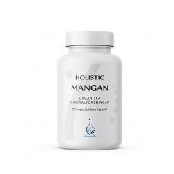 Holistic Mangan organiczne związki manganu L-asparaginian manganu cytrynian manganu przeciwutleniacz zdrowe kości