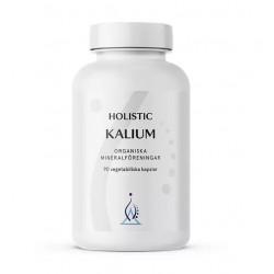 Holistic Kalium potas organiczne związki potasu jabłczan potasu cytrynian potasu łatwo przyswajalny potas