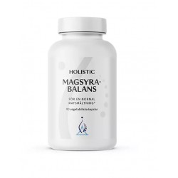 Holistic Magsyra Balans 90 kaps